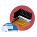 Bandes adhésives thermoconductibles